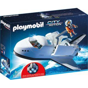Jouet Playmobil Navette spatiale et spationautes (6196)