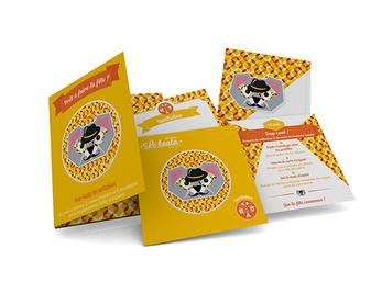 Jusqu'à 50% de réduction sur une sélection de produits - Ex : Ensemble de carte Origamix, le Koala Hipster à