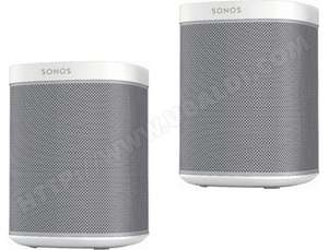 Pack 2 Enceintes SONOS Play 1