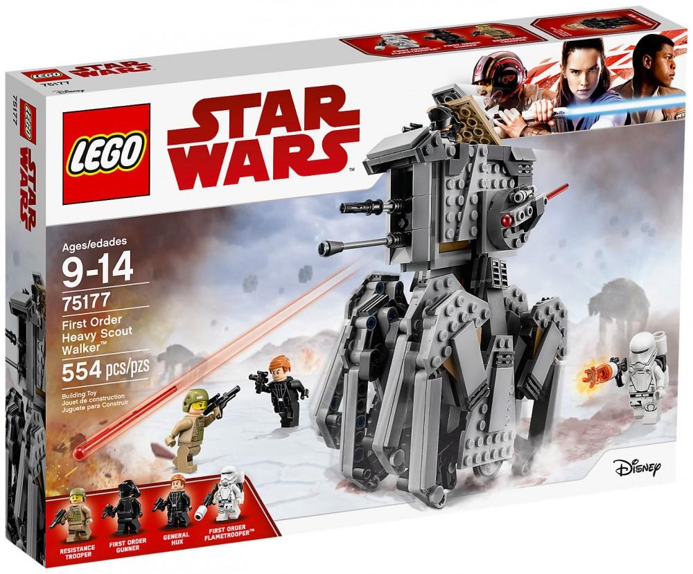 LEGO  Star Wars - 75177 - First Order Heavy Scout Walker
