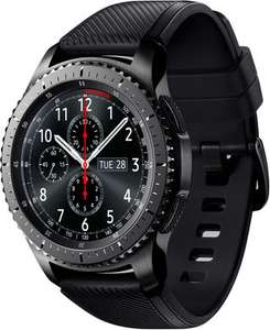 Montre connectée Samsung Gear S3 Frontier - 46 mm (Frontaliers Suisse)
