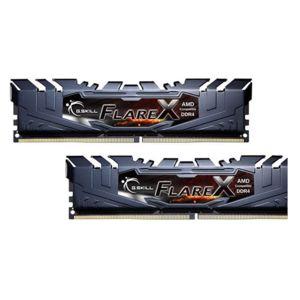 Kit mémoire RAM G.SKILL Flare X - 2 x 16 Go, DDR4, 2133 Mhz, PC4-17000