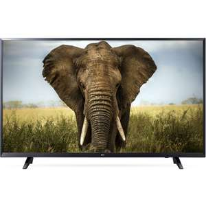 "TV 65"" LG 65UJ620V - LED, 4K, Smart TV"