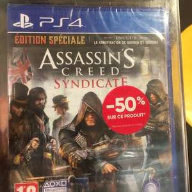 Assassin's Creed : Syndicate - Edition spéciale sur PS4 - Compiègne (60)
