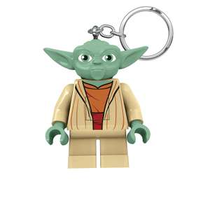 Lego Led - LG0KE11 - Star Wars - Porte-clés LED Yoda