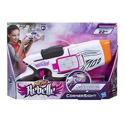 Nerf Rebelle - B7452 - Pistolet Cornersight