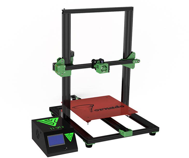 Imprimante 3D TEVO Tornado - Aluminum