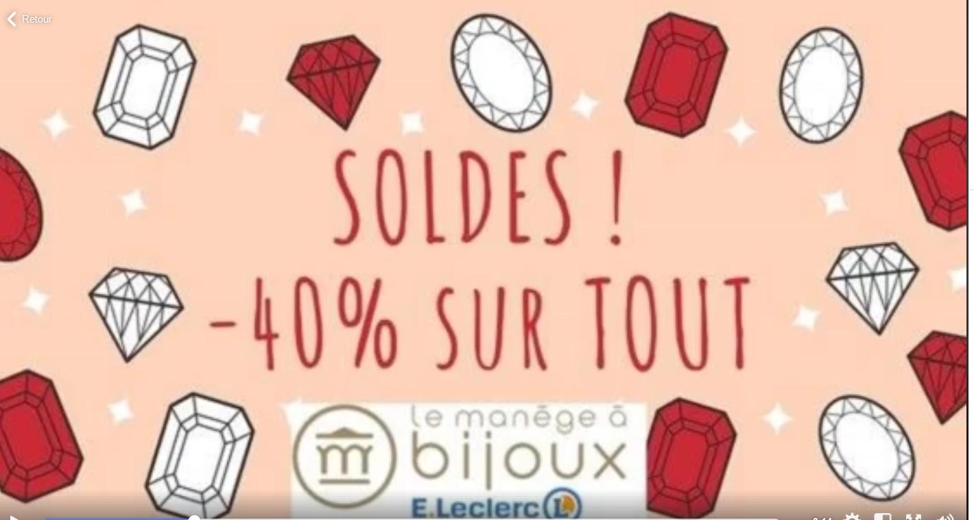 40% de remise immédiate sur l'ensemble du Manège à Bijoux - Franconville (95)