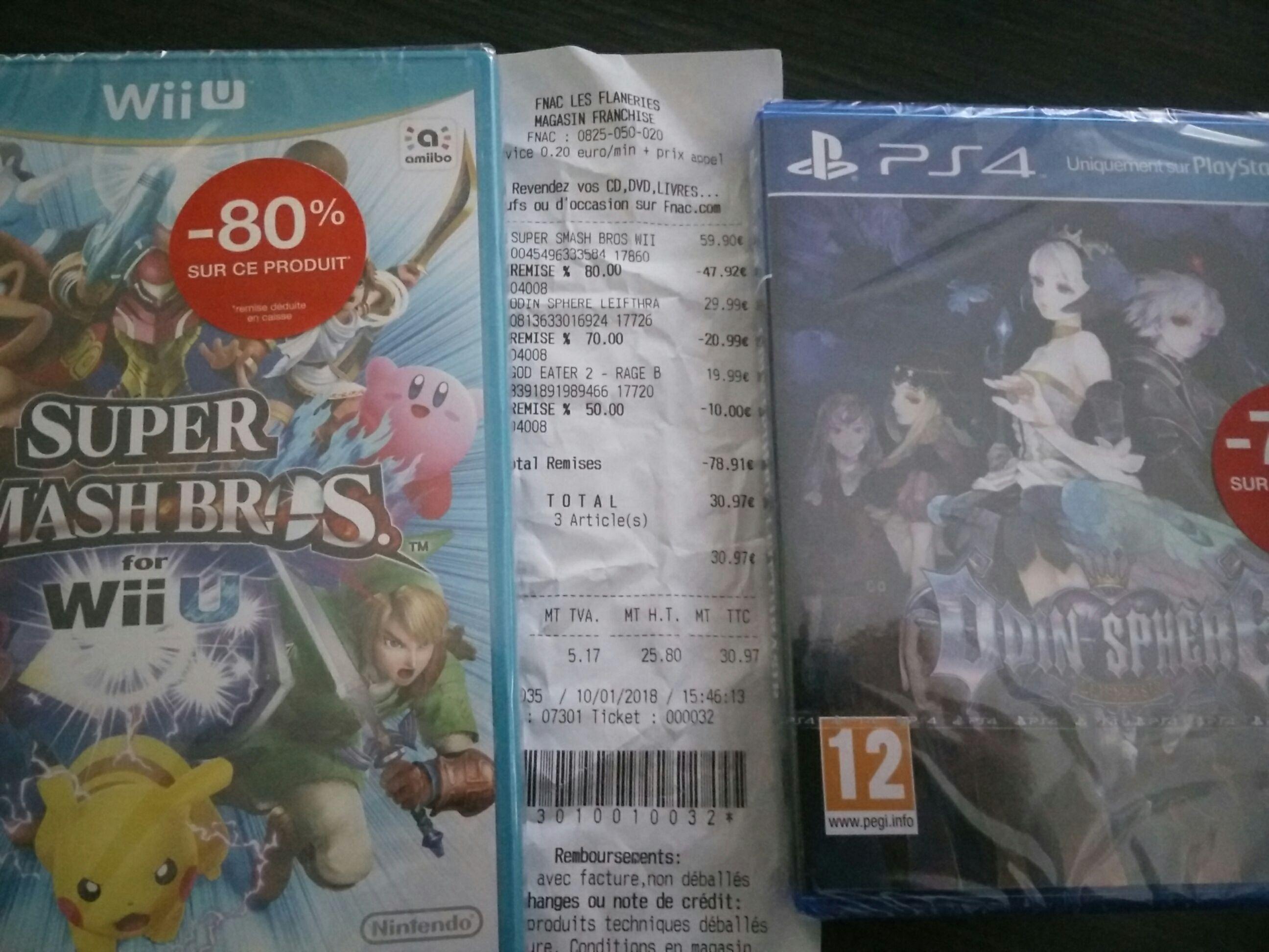Super Smash Bros sur Wii u - La roche sur yon (85)