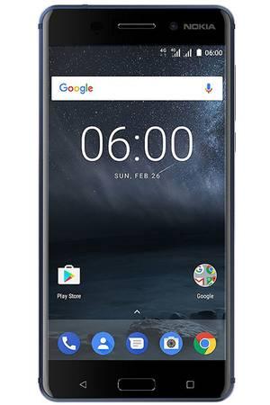 """Smartphone 5.5"""" Nokia 6 - Full HD, 3 Go RAM, 32 Go - Bleu Nuit à 199€ (via ODR de 30€)"""