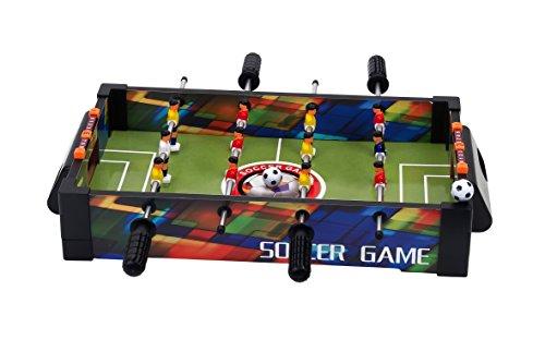 Mini Baby-Foot sur Table - Jouet enfant en bois Familly games - 36608