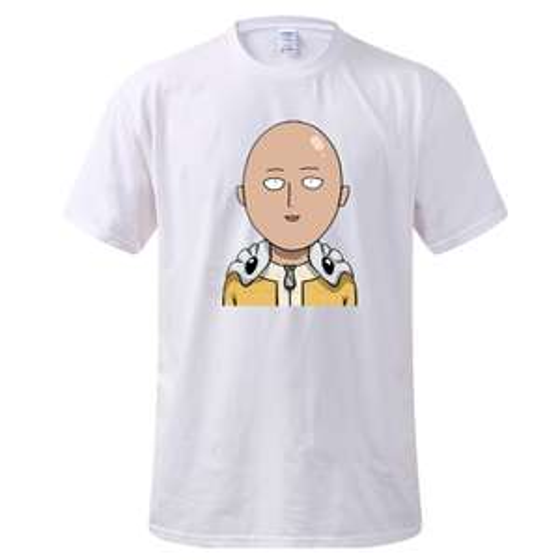 T-Shirt 100% coton - blanc ou gris