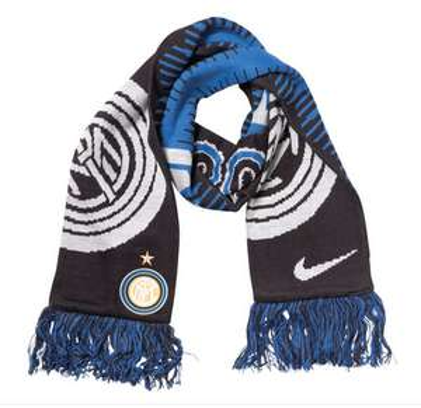 Promotion sur une sélection d'articles football - Ex: Echarpe Nike  FCIM Inter Milan noir