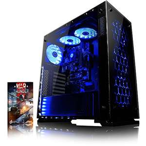 PC Gamer Vibox - Ryzen 3-1300X, 16 Go RAM, HDD 1 To, GTX 1060 - 3 Go, Sans OS (vendeur tiers)