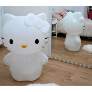 Grande lampe décorative Hello Kitty -  80 cm