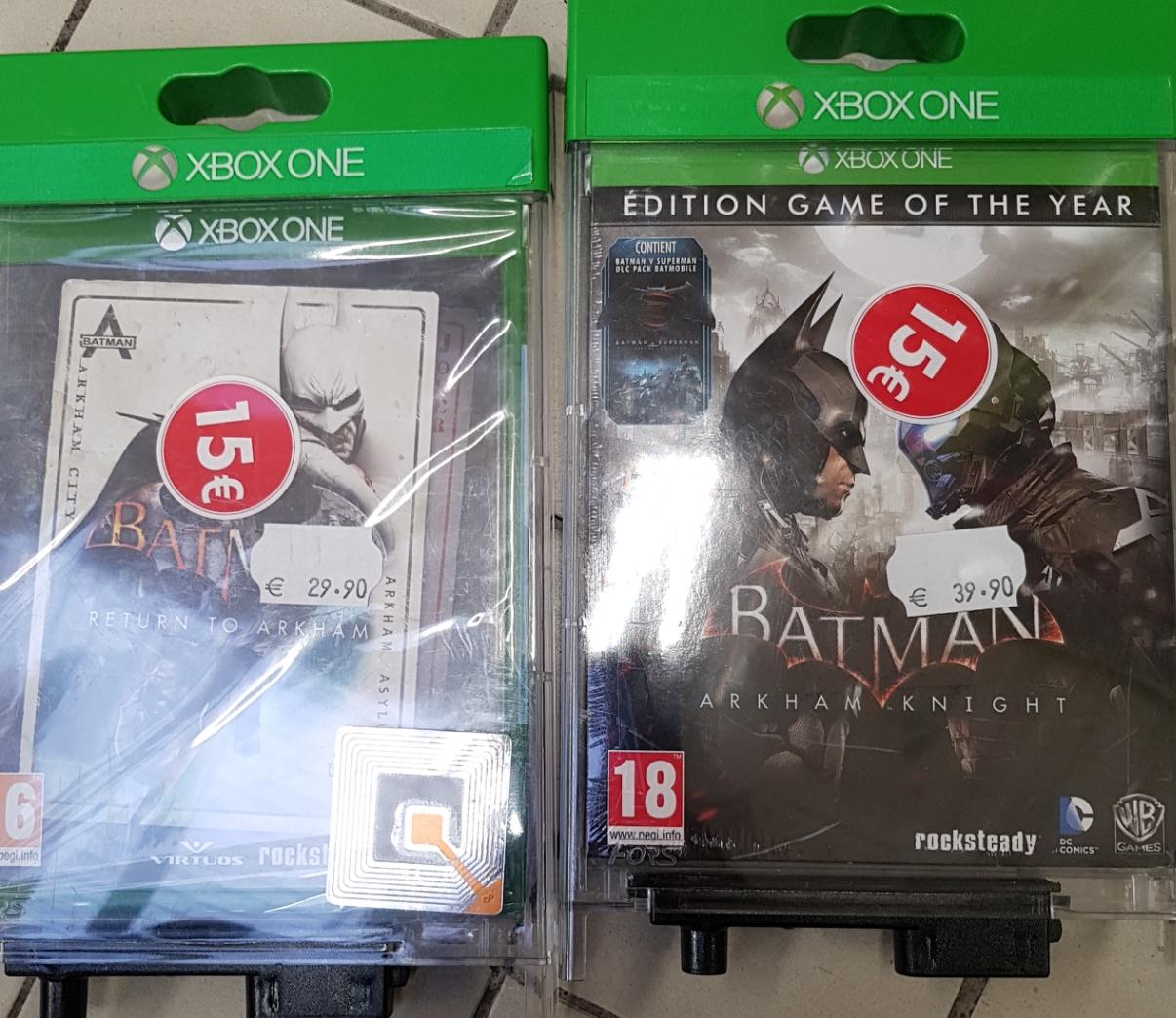 Batman return to arkham ou Batman arkham knight GOTY - Purpan (31)