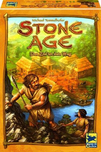 Jeu de Société - Stone Age  (L'Age de Pierre)