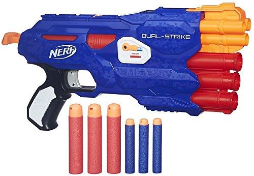 [Prime] Pistolet Nerf Elite Dual Strike (B4620EU40)