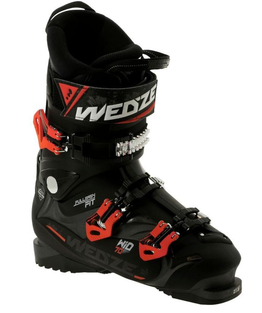 Chaussures de ski WED'ZE pour skieur confirmé - 23 cm