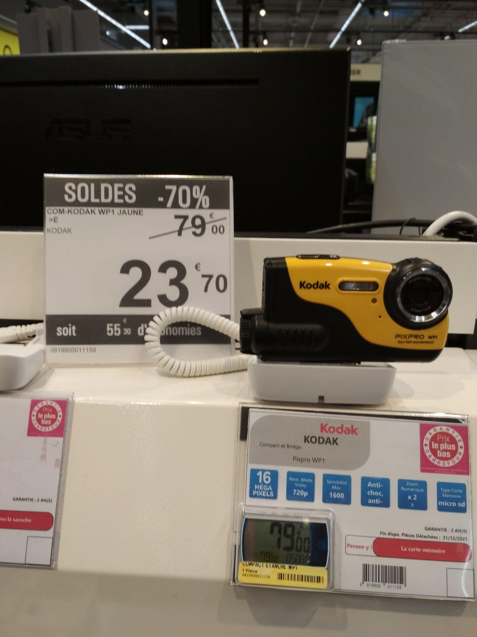Kodak wp1 jaune - Compiègne (60)