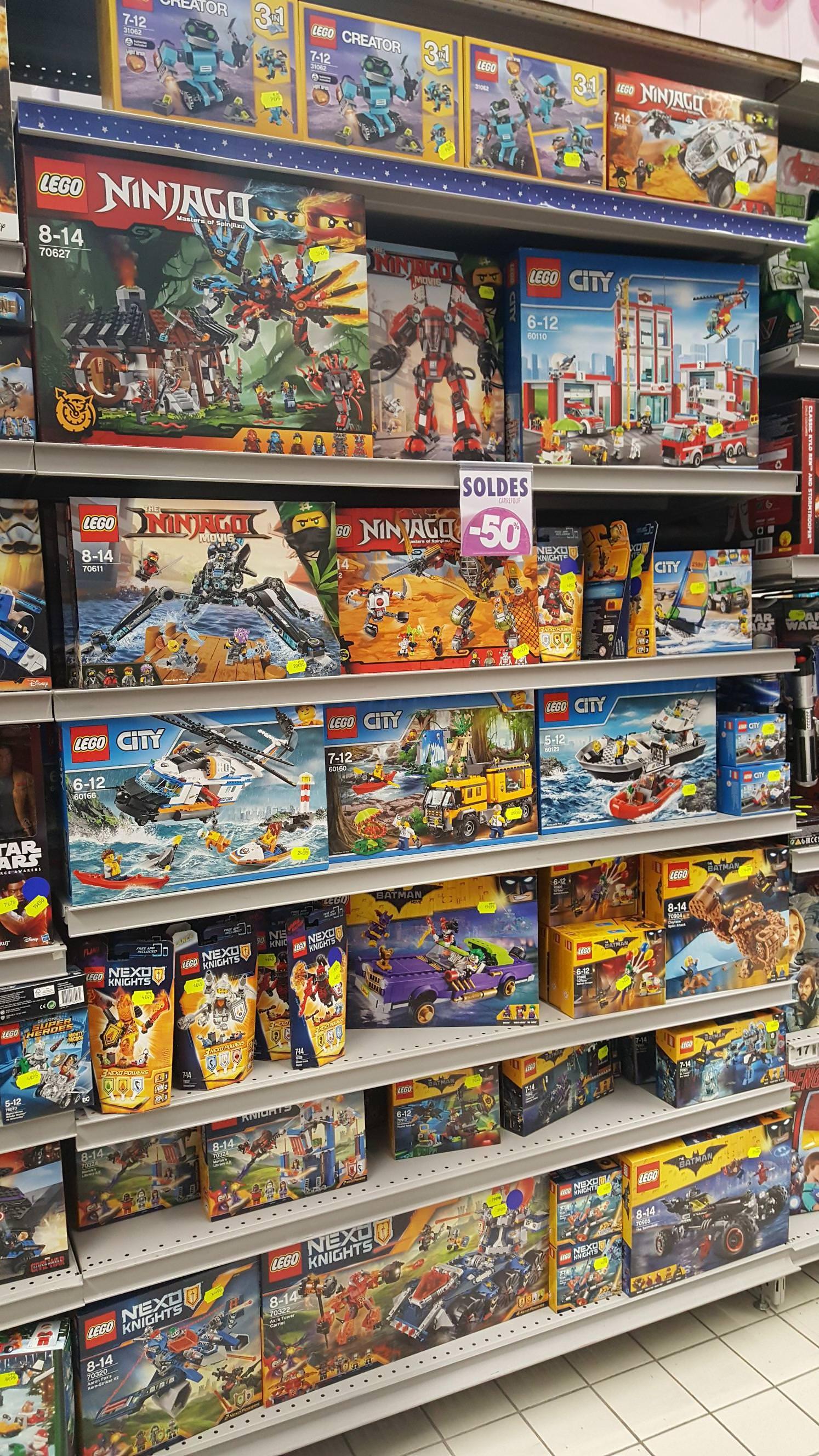 50% de réduction immédiate sur une sélection de jouet - Mably (42)