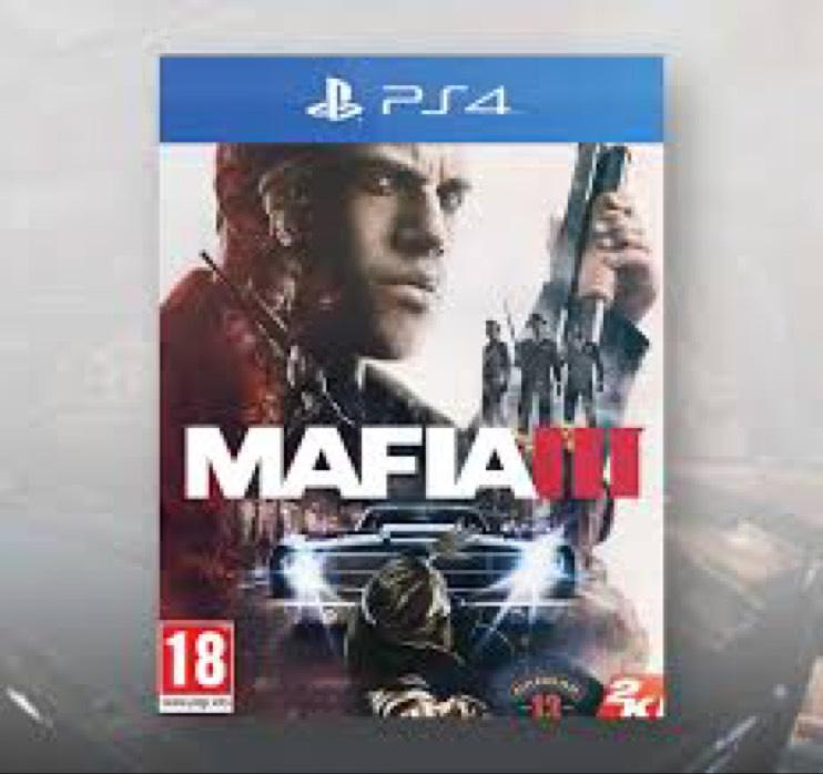 Mafia 3 sur PS4 - Fnac Dijon (21)