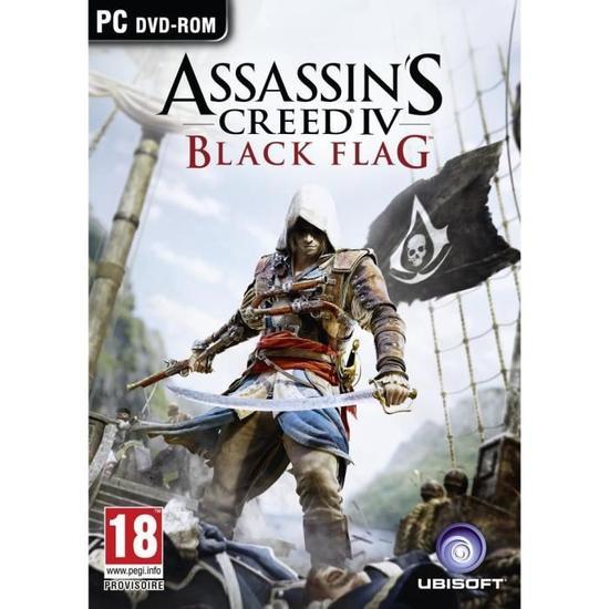 Assassin's Creed 4 Black Flag sur PC