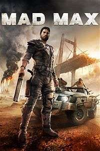 Mad Max sur PS4 ou Xbox One - Bourg en Bresse (01)