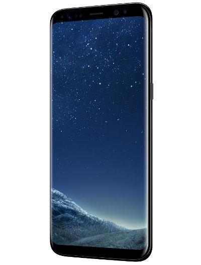 """Smartphone 5.8"""" Samsung Galaxy S8 - 4 Go de RAM, 64 Go (via ODR 100€)"""
