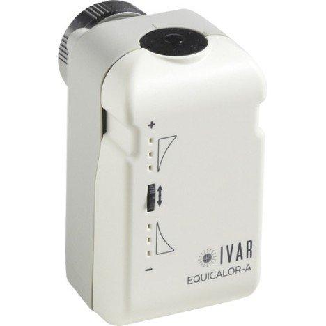 Tête de robinet thermostatique EcoPro - en PVC, blanc chez LeroyMerlin Valence (26)