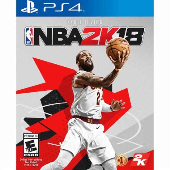 NBA 2K18 sur PS4 ou Xbox One à Auchan Luxeuil-les-Bains (70)
