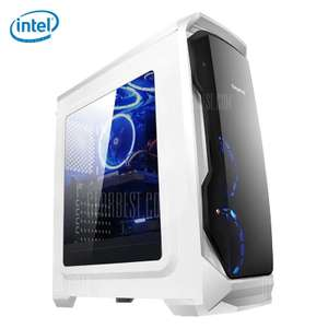PC gaming Intel Core i5-7400, GeForce GTX 1060 6 Go, 8 Go de RAM, SSD 120 Go