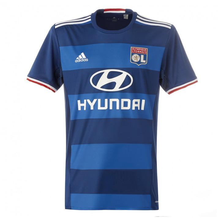 Maillot de football Olympique Lyonnais extérieur 16/17 - Nabil Fekir (du S au XXL)
