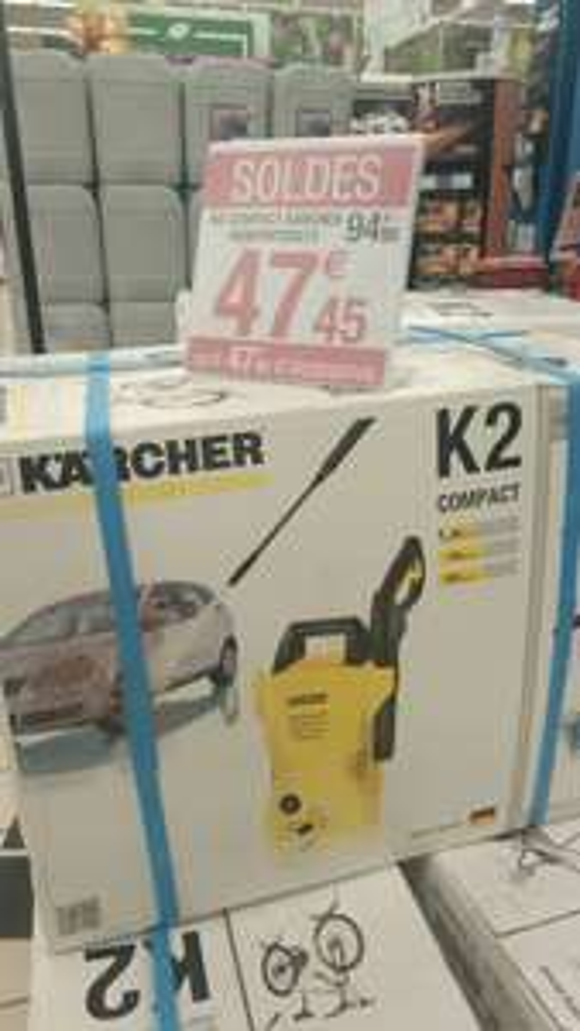 Nettoyeur haute pression Karcher K2 Compact 1400w - Antibes (06)