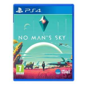 No Man's Sky sur PS4