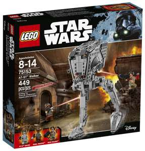 Jeu de construction Lego Star Wars AT-STTM Walker (75153)
