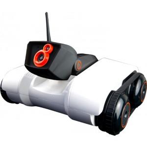 Robot Logicom Spy-C Tank compatible iOS et Android