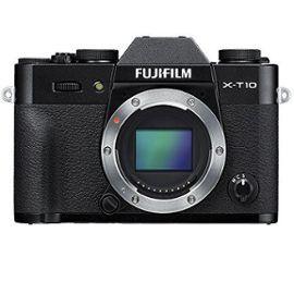 Appareil photo hybride Fujifilm X-T10 - 16,3 Mégapixels