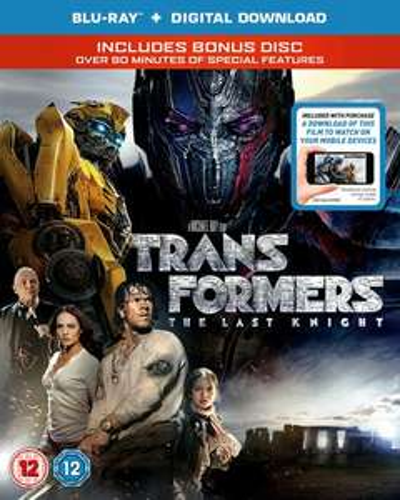 Transformers: The Last Knight VF (Bonus Disc + Digital Download)