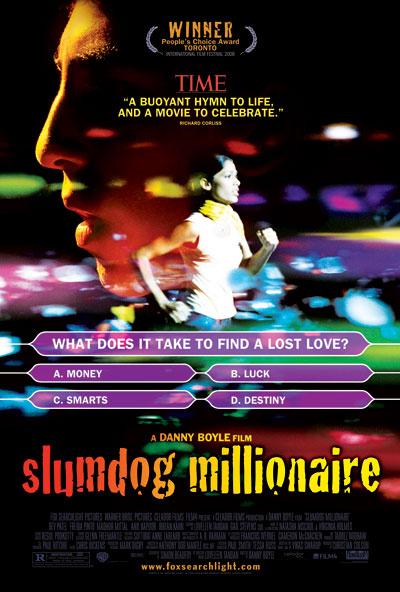 Film en VOD parmi une sélection (Slumdog Millionaire, l'Odyssée de Pi, L'Âge de glace 4...)