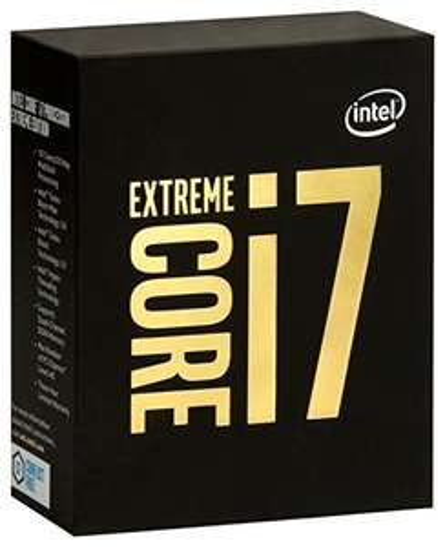Processeur Intel Pentium Core i7-6950X - 10 cœurs, 3Ghz