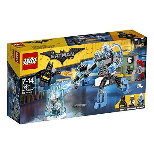 Lego Batman : L'attaque glacée de Mister Freeze - 70901