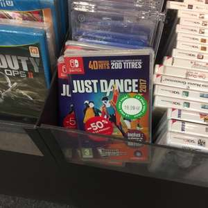 Just Dance 2017 sur Nintendo Switch - FNAC
