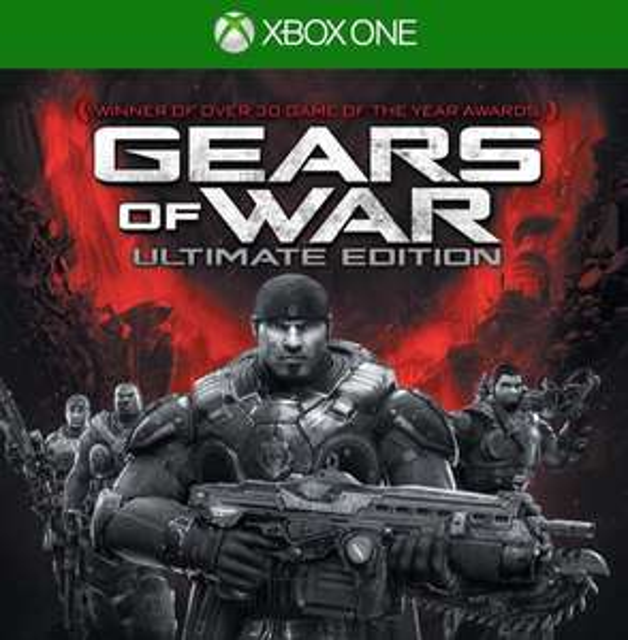 Jeu Gears of War Ultimate édition sur Xbox One