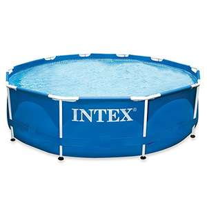 Piscine  Intex Metal Frame démontable sans épurateur 305 x 76 cm