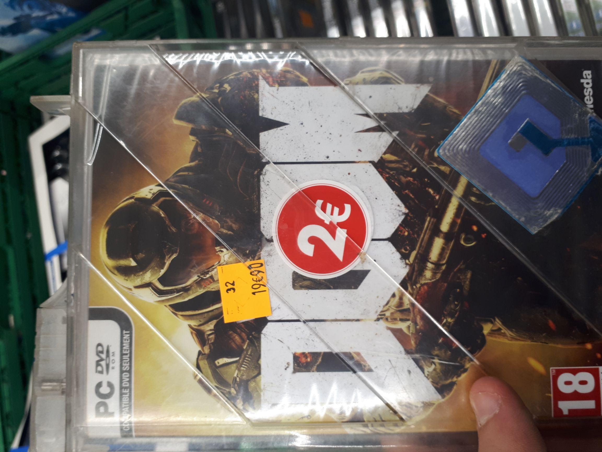 Jeu Doom sur PC et PS4 - Sevran (93)