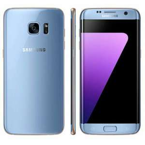 "Smartphone 5,5"" Samsung Galaxy S7 Edge - Bleu Corail (version américaine)"