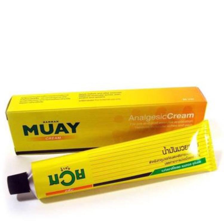 Crème analgésique Namman Muay (vendeur tiers)