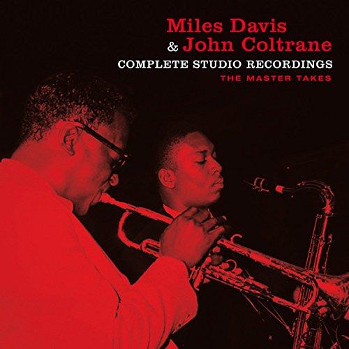 Box de 6 CD Miles Davis & John Coltrane - Editions complète d'enregistrements studio