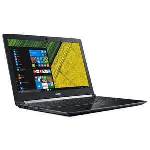 "PC Portable Acer Aspire 5 15,6"" Full HD i7-7500U, HDD 1 To, 256Go de SSD, 8Go de RAM DDR4, GeForce MX150, Windows 10"